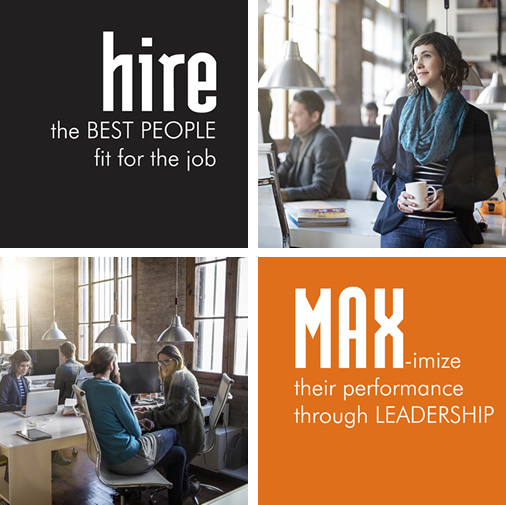 Hire the Best People and maximize performance with Talent Management Solutions